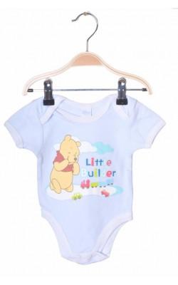 Body Disney imprimeu Winnie, 0-3 luni