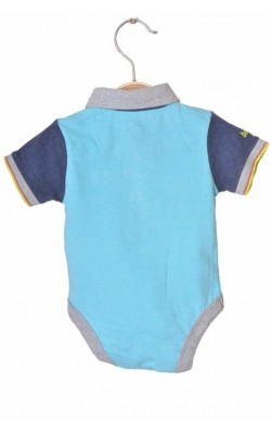 Body Ted Baker, bumbac, 0-3 luni