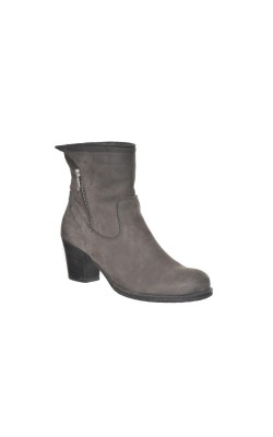 Botine Made in Italy, piele naturala, marime 38