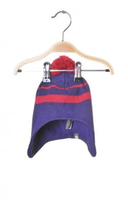 Caciula amestec lana Color Kids, captusita cu fleece, 2-5 ani