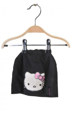 Caciula bumbac Hello Kitty, 4-5 ani