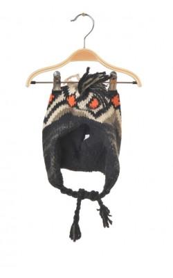 Caciula calduroasa, lana captusita cu polar, 4-6 ani