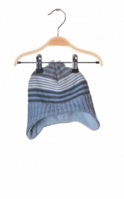 Caciula H&M, captusita cu fleece, 12-18 luni