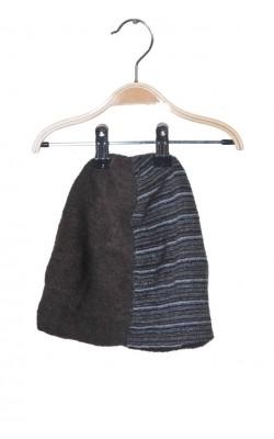Caciula lana fiarta Mod, long beanie, marime universala
