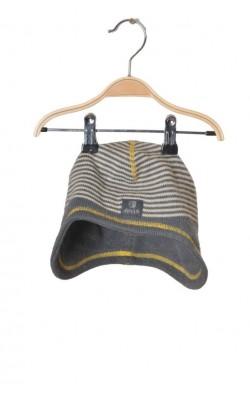Caciula lana pura Janus, captuseala fleece, 8-10 anii