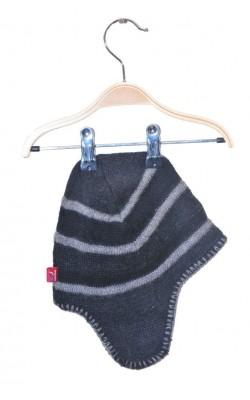 Caciula lana pura Ulvang, captuseala fleece, 7-12 ani