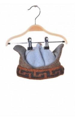 Caciula lana pura Vikurprijon, 12-18 luni