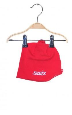 Caciula Swix, amestec lana, 6-9 ani