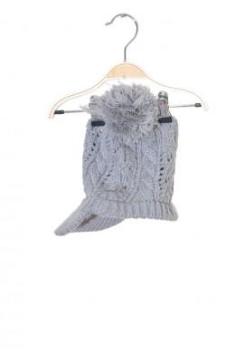 Caciula tricotata cu cozoroc Kappahl
