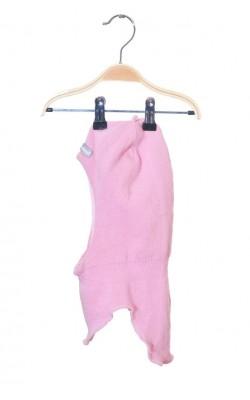 Cagula roz lana pura Reima, captuseala bumbac, 3-4 ani