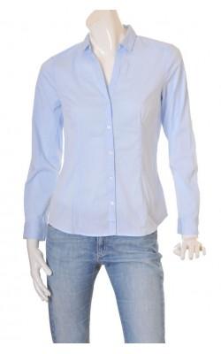 Camasa bleu cambrata H&M, marime 42