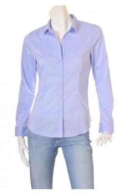 Camasa bleu cambrata H&M, marime 44