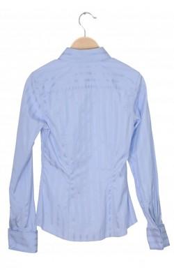 Camasa bleu cambrata Thomas Pink, marime XXS