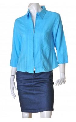 Camasa bleu cu fermoar Gira Puccino, marime 38