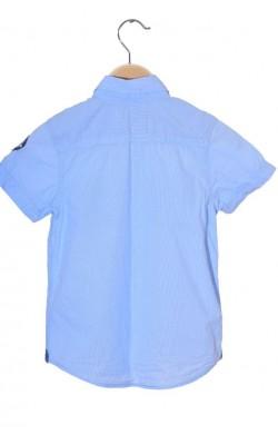 Camasa bleu H&M L.o.g.g., 8 ani