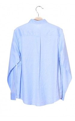 Camasa bleu United Colors of Benetton, 10 ani