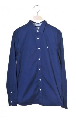 Camasa bleumarin H&M L.o.g.g., 13-14 ani