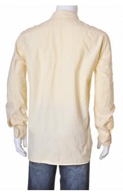 Camasa dungi albe Gap, marime XL