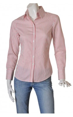 Camasa Howes&Curtis, semi fitted, blue label, marime 38
