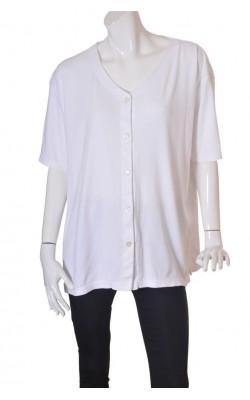 Camasa jerseu alb Harmony Collection, ecco product, marime 52/54