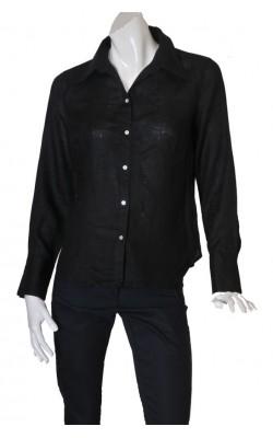 Camasa neagra de in H&M, mairme 42