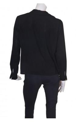 Camasa neagra Mantles, marime 44