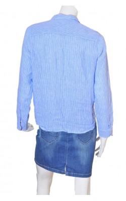 Camasa panza de in bleu Kappahl, marime 44