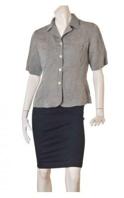 Camasa panza in si bumbac First Shirt Company, marime L