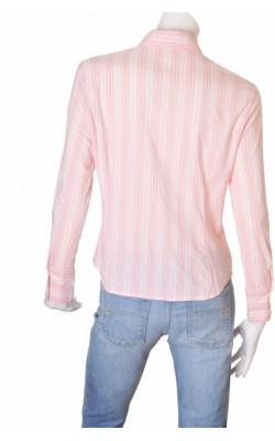 Camasa roz cambrata Claire, marime 42