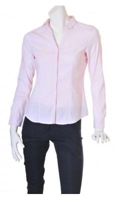 Camasa roz cambrata H&M, marime 40