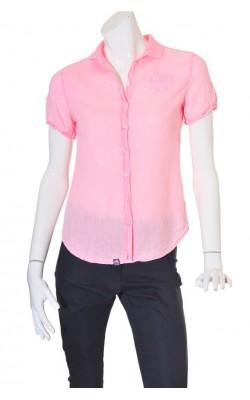 Camasa roz panza de in Soccx, marime 36