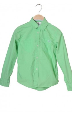 Camasa verde Kappahl, 9 ani