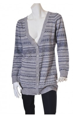 Cardigan amestec lana Vero Moda, marime XL