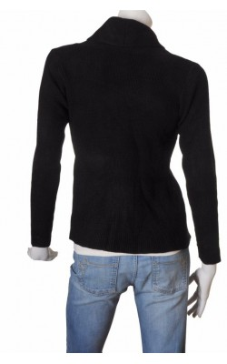 Cardigan cambrat din tricot reiat H&M, marime M
