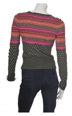 Cardigan colorat H&M L.o.g.g., marime S