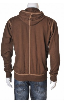 Cardigan cu gluga H&M, marime XL