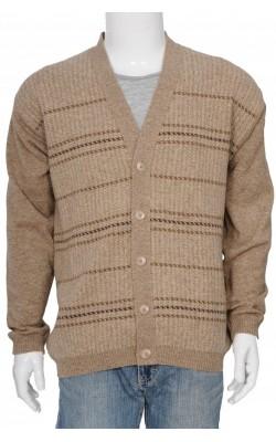 Cardigan de lana Bonanza, marime L
