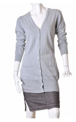 Cardigan gri Philosophy Blues Original, marime L