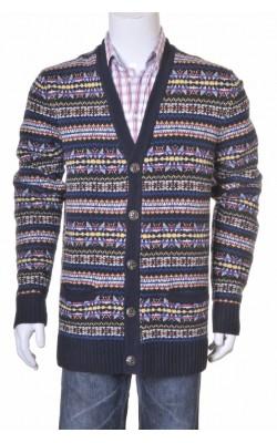 Cardigan gros de lana Jean Paul, marime XXL