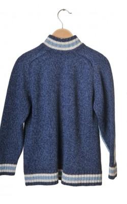Cardigan gros Lotex, amestec lana, 11 ani