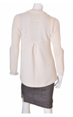 Cardigan lung amestec lana Jean Paul, marime S