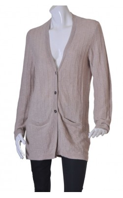 Cardigan lung Brandtex, marime XL