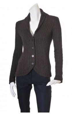 Cardigan tricot cu torsade Stockh Lm, marime M