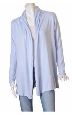 Cardigan tricot fin bleu Cubus, marime XL