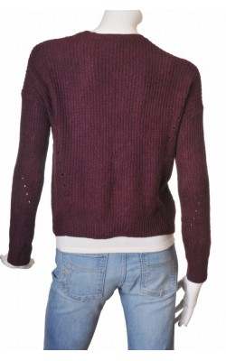 Cardigan tricot reiat H&M L.o.g.g., marime M