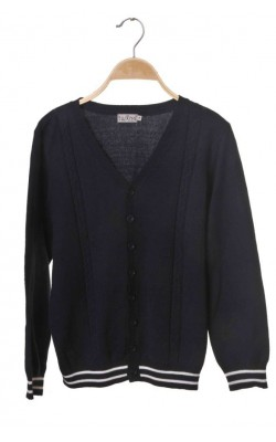 Cardigan Twins Norsk Design, 10-11 ani