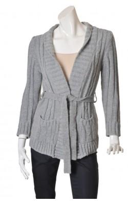 Cardigan Zara, amestec lana, marime 36/38