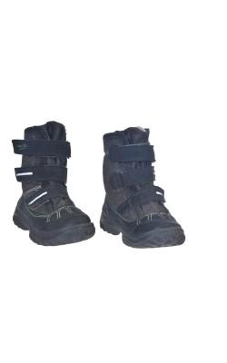 Cizme usoare Superfit Gore-Tex, kaki cu negru, marime 26