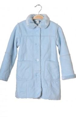 Cojocel bleu H&M, 5-6 ani