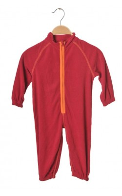 Combinezon fleece Reflex, 12 luni